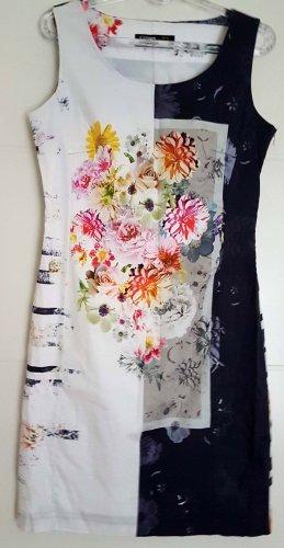 Cosima Sheath Dress multicolored cotton