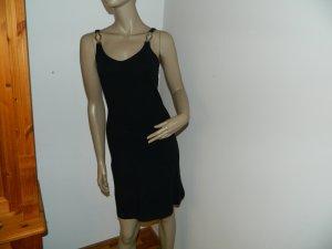 3 Suisses Mini-jurk zwart Katoen