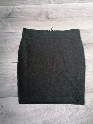 Pimkie Mini rok zwart-donkergrijs