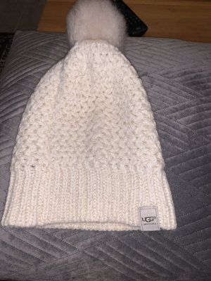 UGG Australia Knitted Hat natural white