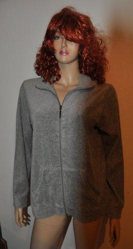 Blue Motion Waxed Jacket grey cotton