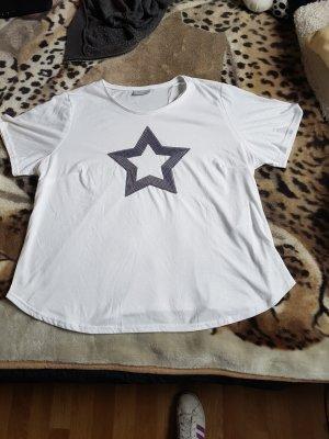 Janina T-Shirt natural white