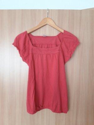 Damen Oberteil T-Shirt Multiblu rosa Größe S