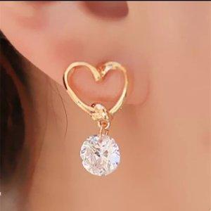Damen Ohrringe Neue