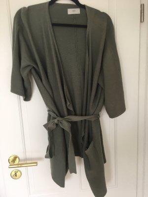 Damen Oversize Cardigan Grün Gr.XS Von Minimum