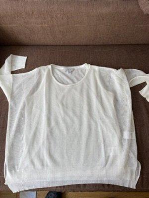 Heine Maglione oversize bianco