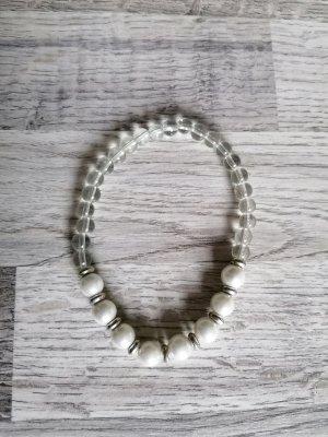 Ohne Bracelet silver-colored-light grey