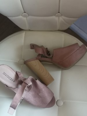 Damen Plateau Sandaletten  H&M