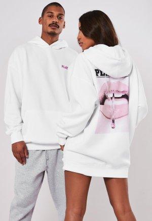 Playboy Bodysuit Blouse white
