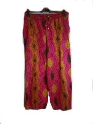 Joe Browns Pantalone alla turca multicolore Cotone