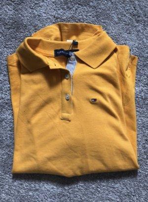 Tommy Hilfiger Camicia a maniche corte albicocca-arancione chiaro
