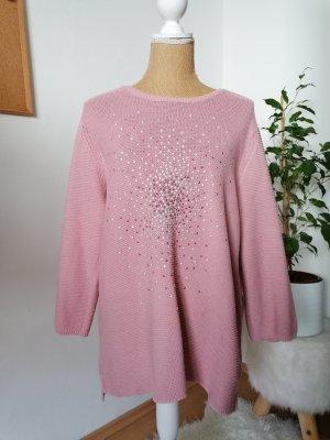 Adler Modemärkte AG Sweter z okrągłym dekoltem Wielokolorowy