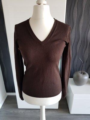 Damen Pullover Braun Größe M von Montego