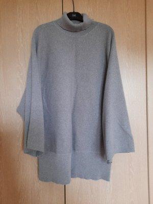 Heine Pull kimono argenté-gris coton
