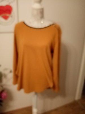 My Style Jersey Twin-Set naranja claro