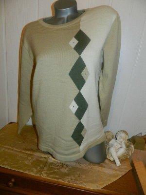 Damen Pullover Grösse 40/42 von C&A (X395)