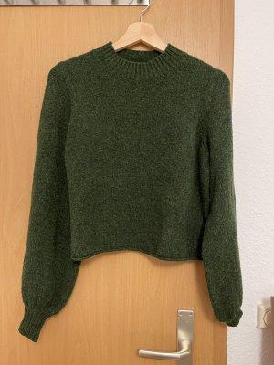 Damen Pullover in Kurzform