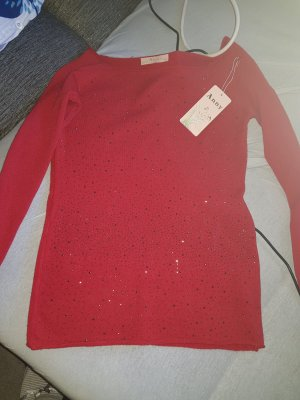 Anny Sweater red