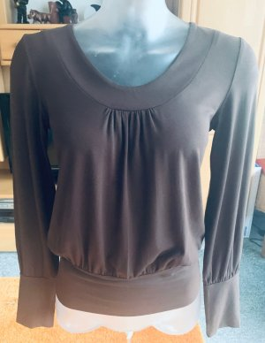 Damen Pullover Shirt fein Gr.S in Braun von Rick Cardona NW