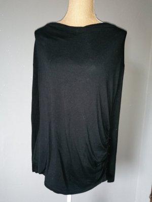 Damen Pullover (wellenausschnitt)