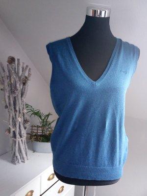 Esprit Fine Knitted Cardigan steel blue