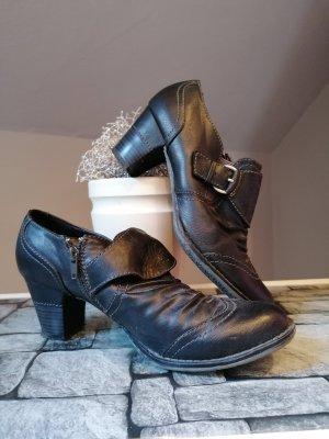 Graceland Mary Jane pumps zwart-antraciet