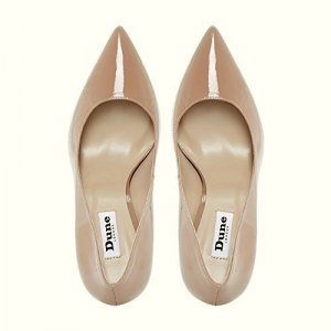 Damen Pumps braun taupe