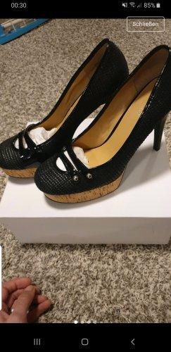 Nine west High Heels black