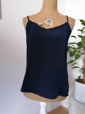 H&M Pyjama noir-bleu foncé