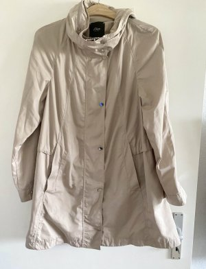 Selection by s.oliver Heavy Raincoat cream-oatmeal