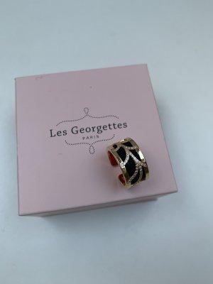 Les Georgettes Anello d'oro color oro rosa