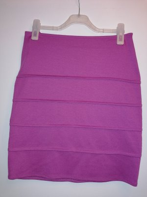 Chares vögele Knitted Skirt lilac