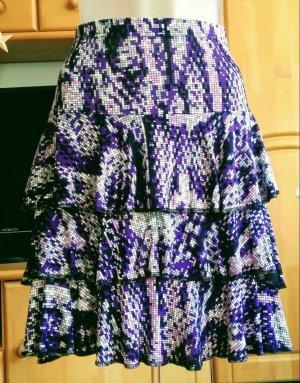 Boule Miniskirt multicolored viscose