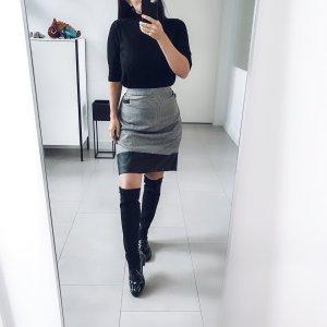 Class International Ołówkowa spódnica czarny