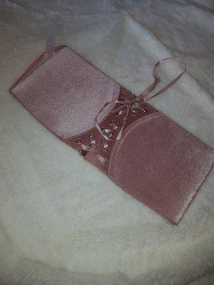 Cintura con catena rosa Lycra