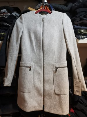Zara Coat Dress grey