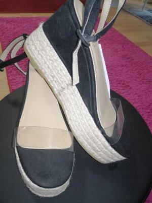 RAID Platform High-Heeled Sandal black