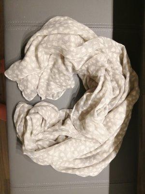 Écharpe en cachemire gris clair