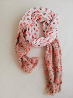 no name Summer Scarf multicolored