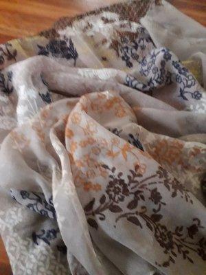 Passigatti Foulard multicolore polyester