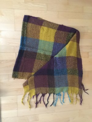 Camaieu Knitted Scarf multicolored