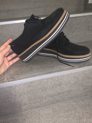 Tommy Hilfiger Zapatos brogue negro