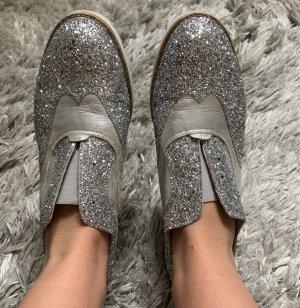 0039 Italy Sznurowane buty Wielokolorowy