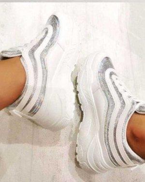 .Onorati Sneakers met veters wit
