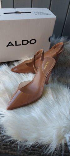 Aldo High Heels sand brown