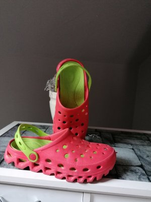 Wellington laarzen rood-weidegroen
