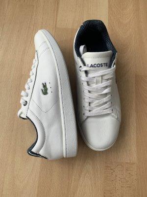 Lacoste Zapatos de patinador blanco