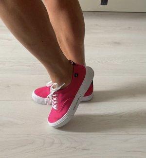 Damen Schuhe Calvin Klein Jeans Sneaker low Pink Gr. 40