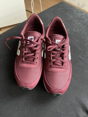 New Balance Sneaker alta bordeaux