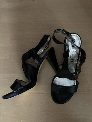 Damen Schuhe John Grey schwarz Gr 38,5